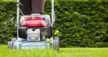 how to winterize lawn mower in winter